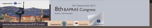 Congress of the Balkan Association of Plastic, Reconstructive & Aesthetic Surgery em Montenegro